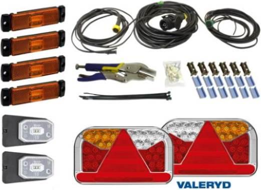 Lugege lisateavet Elektrisüsteem ja treileri valgustus